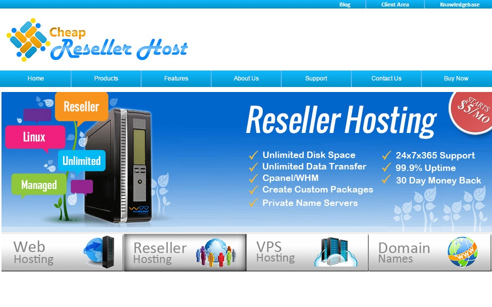 Reliable Webhosting