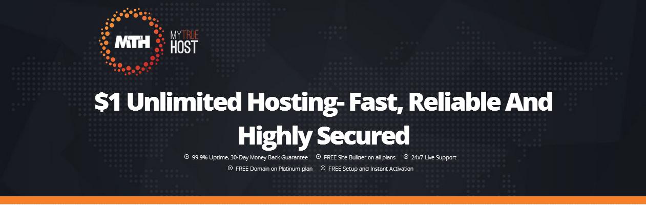 $1 Web Hosting, $1 Unlimited Hosting, 1 Dollar Hosting
