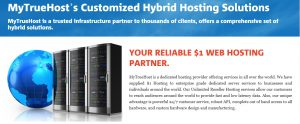$1 Hosting, Unlimited Reseller Hosting