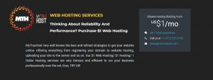 $1 Web Hosting, Unlimited Reseller Hosting, $1 Hosting