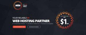 $1 Web Hosting, 1$ Hosting, $1 Hosting, MyTrueHost