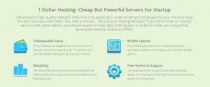 1 Dollar Hosting, $1 Web Hosting, Unlimited Reseller Hosting