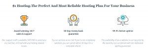 1 Dollar Hosting, $1 Hosting, $1 Web Hosting, Unlimited Reseller Hosting